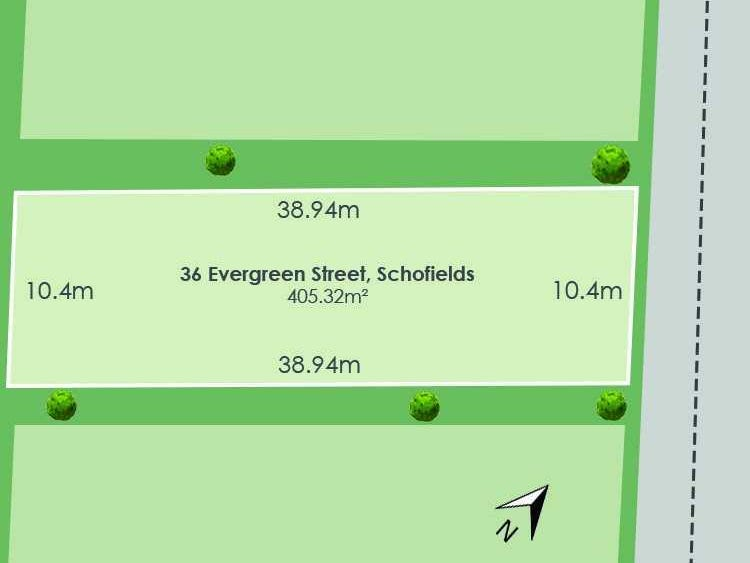 36 Evergreen Street, Schofields
