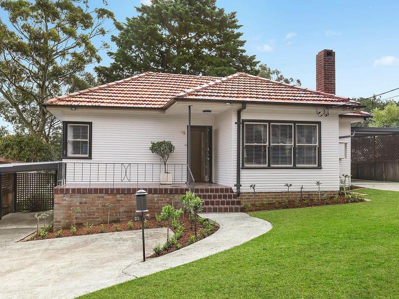 25 Dunbar Street, Ryde, NSW 2112