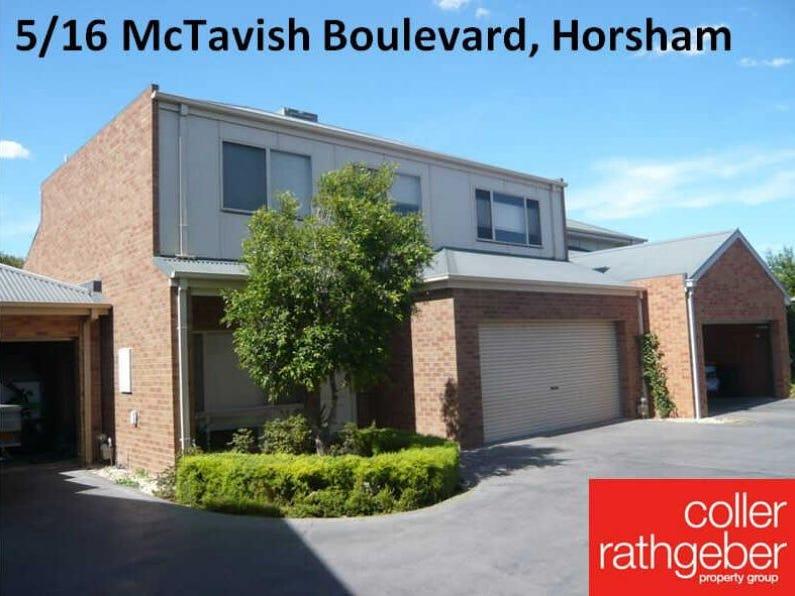 5/16 McTavish Boulevard, Horsham, Vic 3400