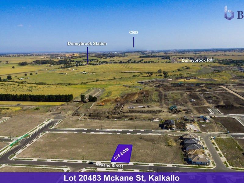 Lot 20483 Mckane street, Kalkallo, Vic 3064