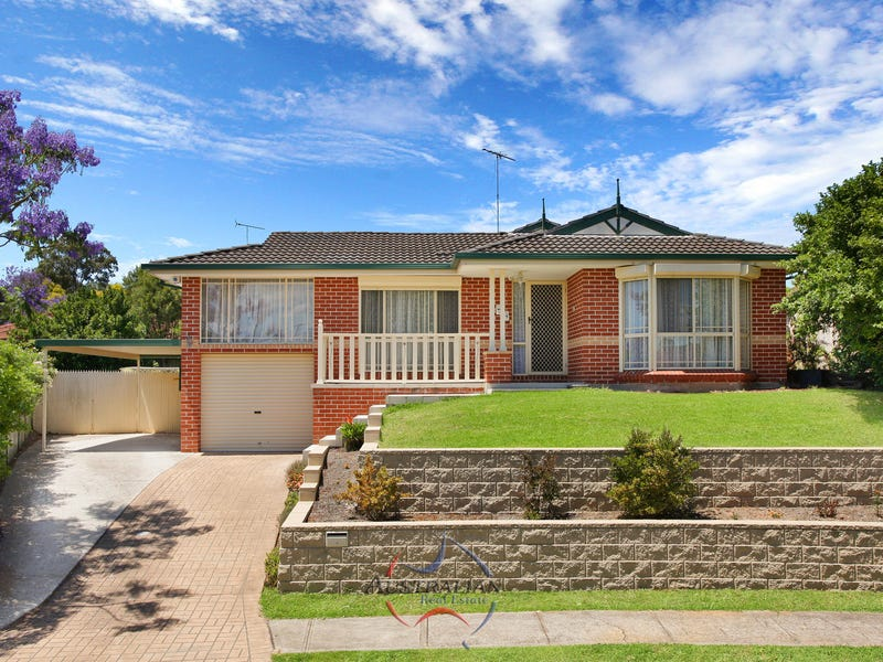 5 Vallen Place, Quakers Hill, NSW 2763
