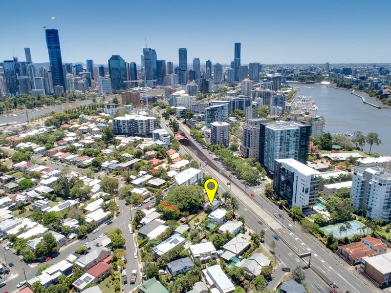 193 Shaftson Avenue, Kangaroo Point, Qld 4169
