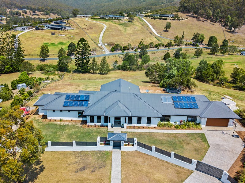 499 Hotham Creek Road, Willow Vale, Qld 4209