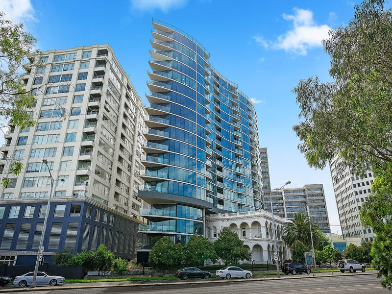 1301/83 Queens Road, Melbourne, Vic 3004