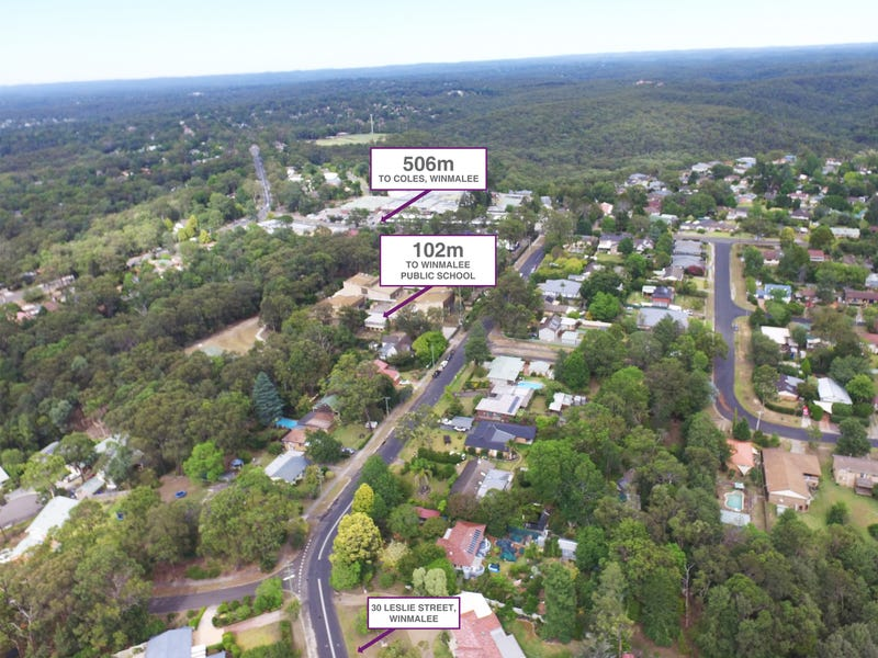 30 Leslie Street, Winmalee, NSW 2777