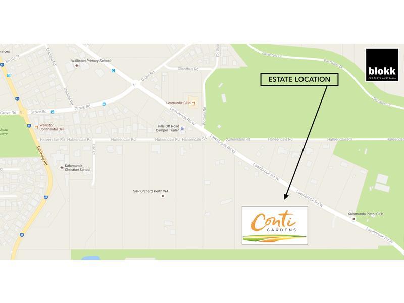 Lot 537 Lawnbrook Road West, Walliston, WA 6076