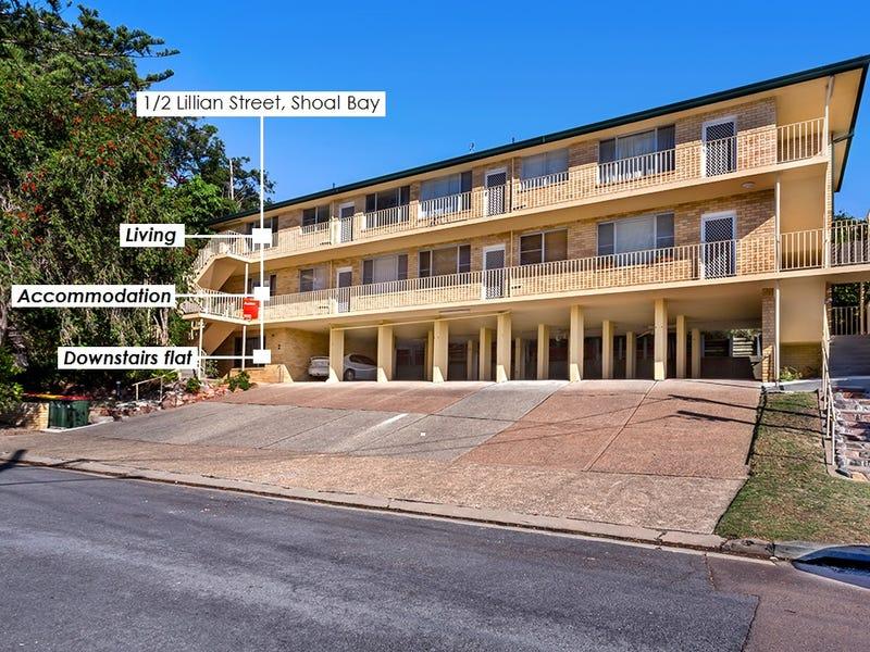 1/2 Lillian Street, Shoal Bay, NSW 2315