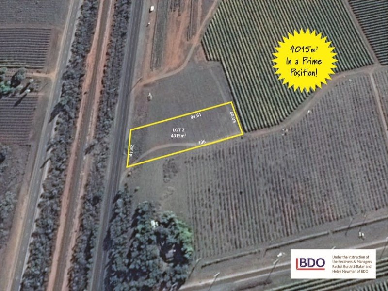 Lot 2 Calder Highway, Red Cliffs, Vic 3496