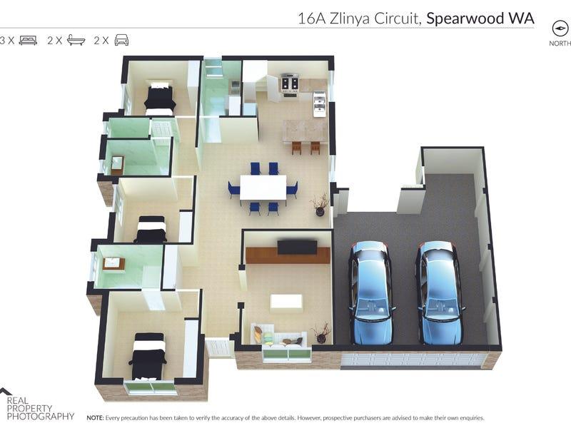 16A Zlinya Circle, Spearwood, WA 6163