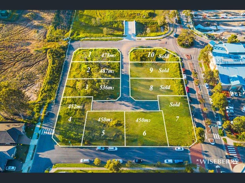 Lots 1-4 Jade Place, Wadalba