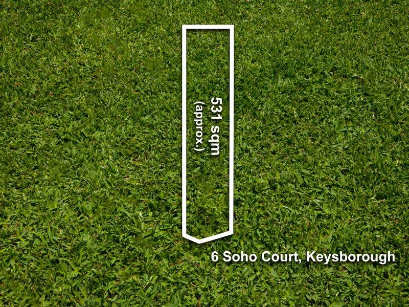 6 & 28 Soho Court, Keysborough, Vic 3173