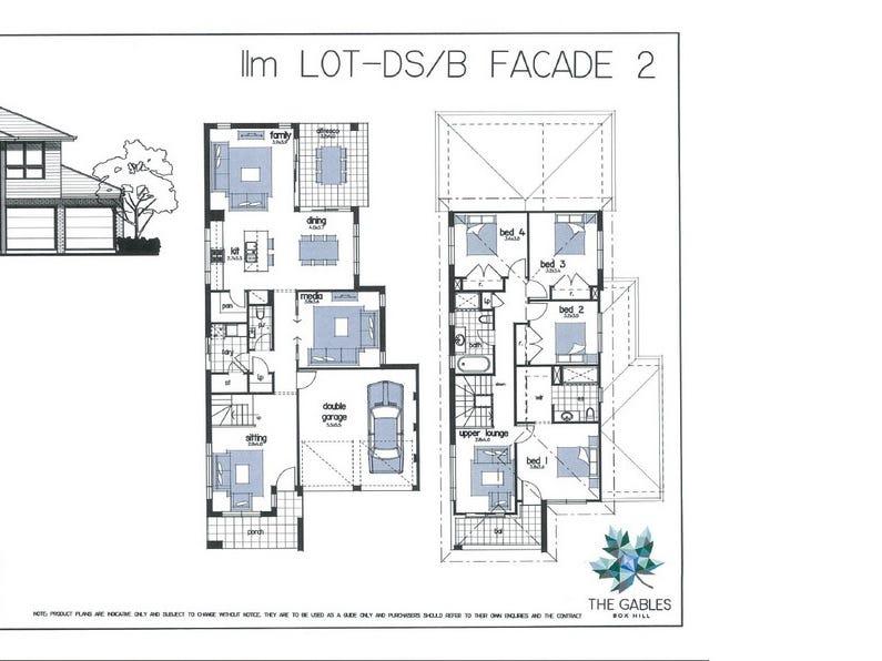 Lot/5 Gromark Terrace, Box Hill, NSW 2765