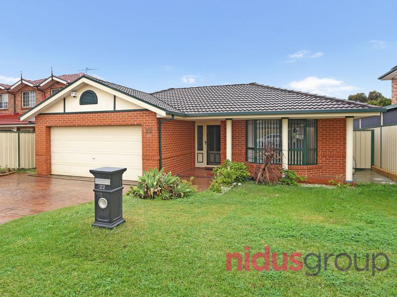 22 Simms Road, Oakhurst, NSW 2761