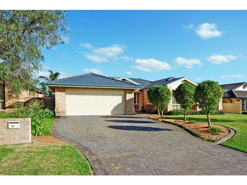 21 Coachwood Avenue, Worrigee, NSW 2540