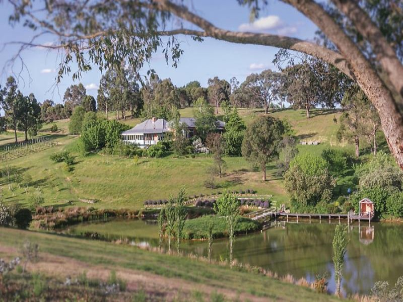 'Ellender Estate', 260 Green Gully Road, Glenlyon, Vic 3461
