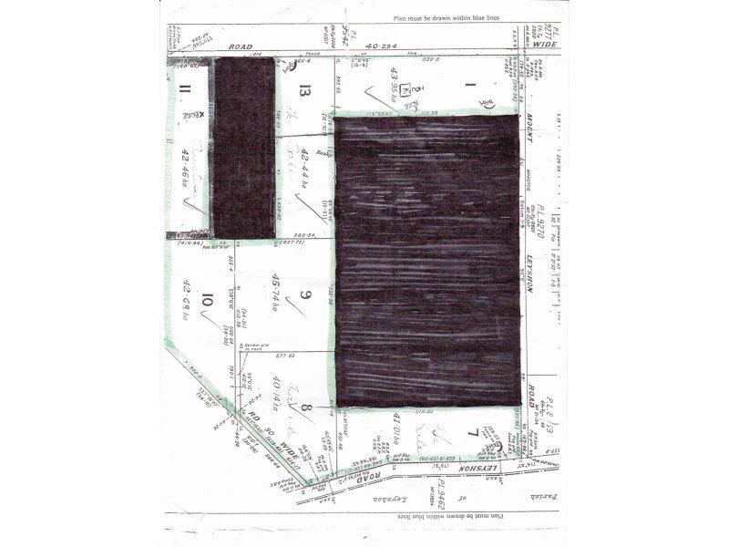 Lot 11 Macovin Ridge Road, Toll, Qld 4820