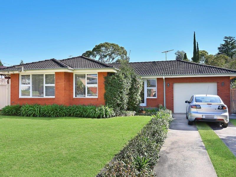4 Melbourne Road, Winston Hills, NSW 2153