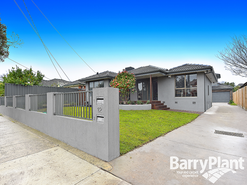 1/12 Knell Street, Mulgrave, Vic 3170