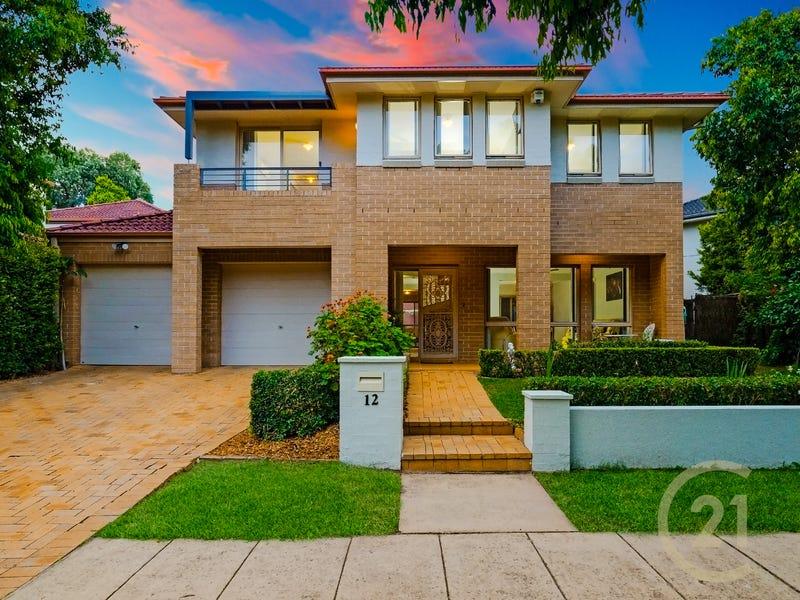 12 Rothbury Terrace, Stanhope Gardens, NSW 2768