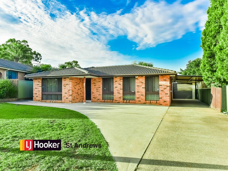 5 Tobermony Avenue, St Andrews, NSW 2566