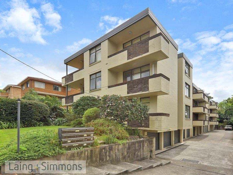 6/15 Edgeworth David Avenue, Hornsby, NSW 2077