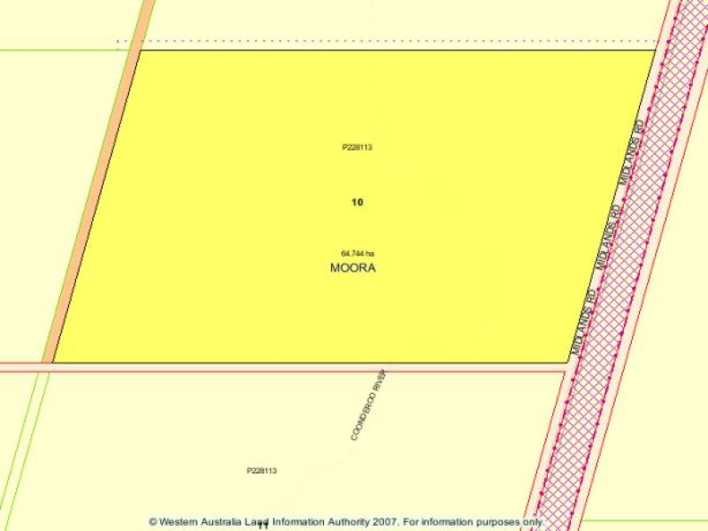 Lot 10 Midlands Road, Moora, WA 6510