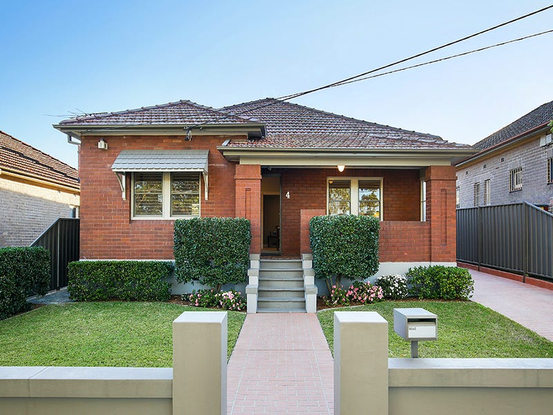 4 Cormiston Avenue, Concord, NSW 2137