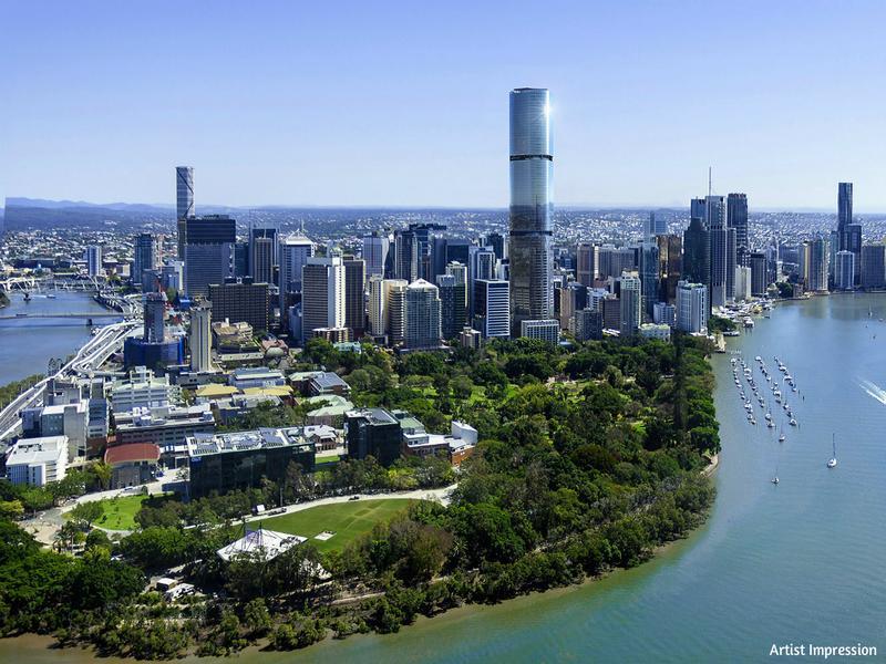 unit 2509/222 Sky Tower, Brisbane City, Qld 4000