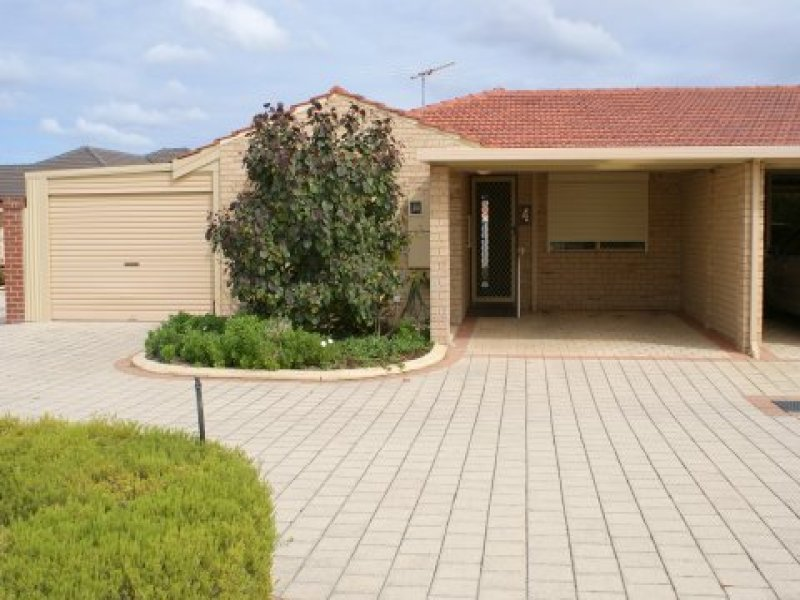 4/53 Chelmsford Avenue, Port Kennedy, WA 6172