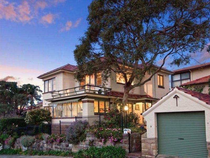9 Kirkoswald Avenue, Mosman, NSW 2088
