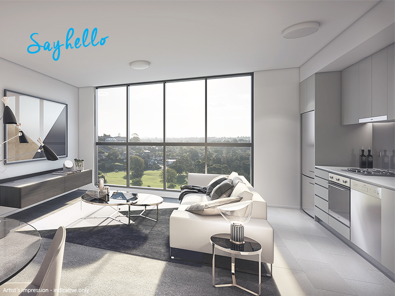 1810/ICON Discovery Point, Wolli Creek