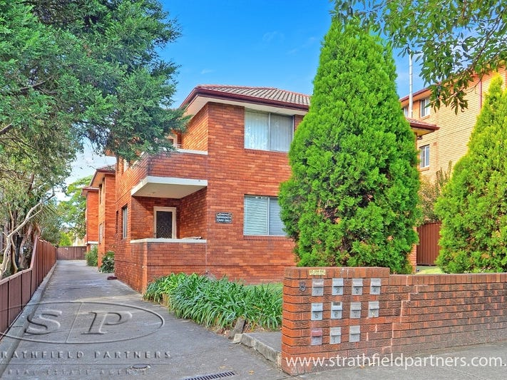 6/6 Eastbourne Road, Homebush West, NSW 2140