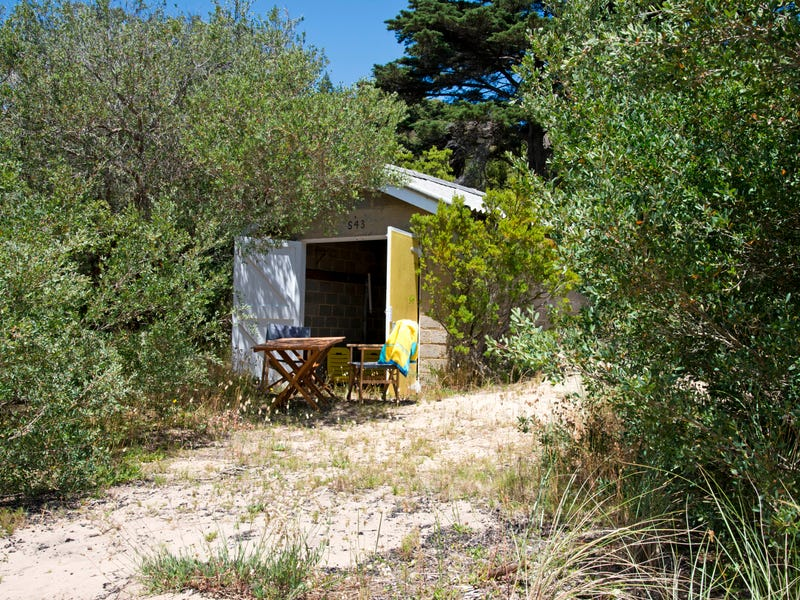 S43 Boat Shed On Shelly Beach, Portsea