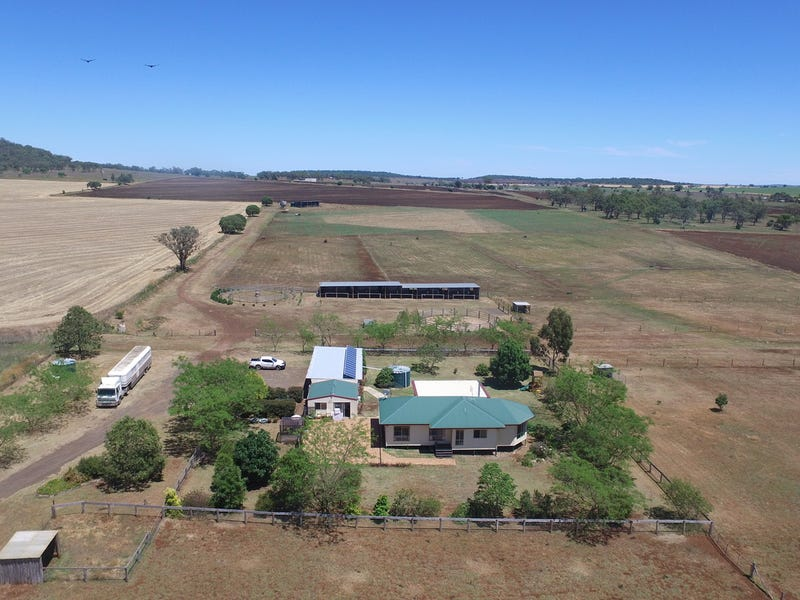 491 Doolan Road, Nobby, Qld 4360