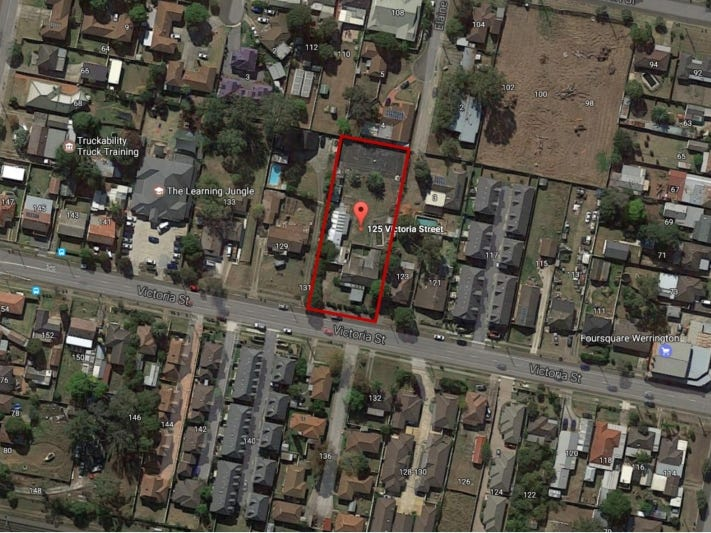 125 Victoria  Street, Werrington, NSW 2747