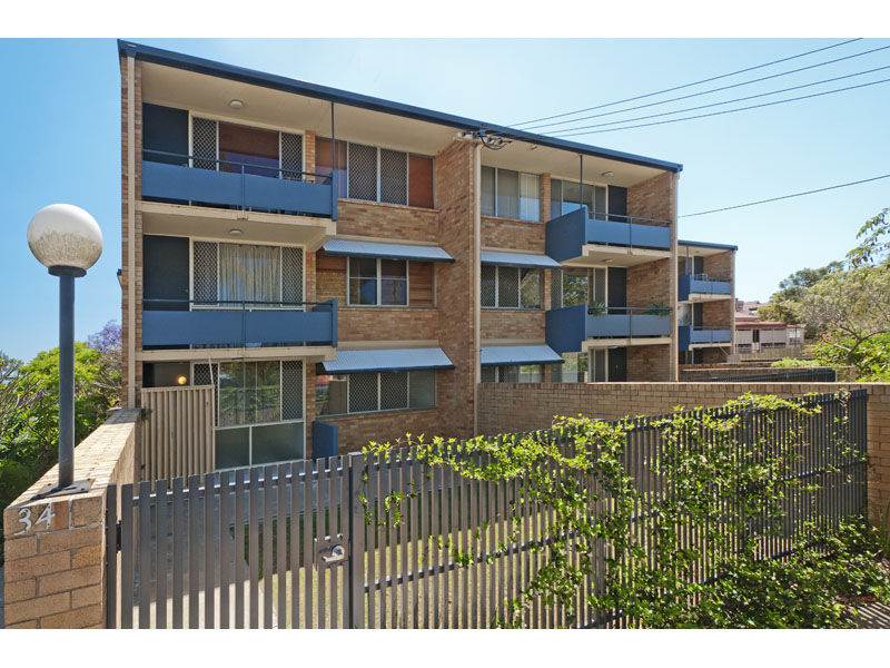 9/34 Dornoch Terrace, West End, Qld 4101