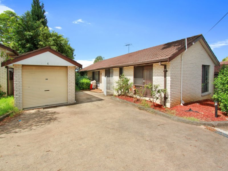 4/4-6 Crawford Street, Old Guildford, NSW 2161