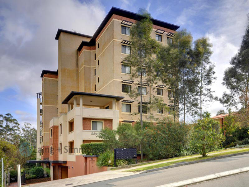 20/6-8 College Crescent, Hornsby, NSW 2077