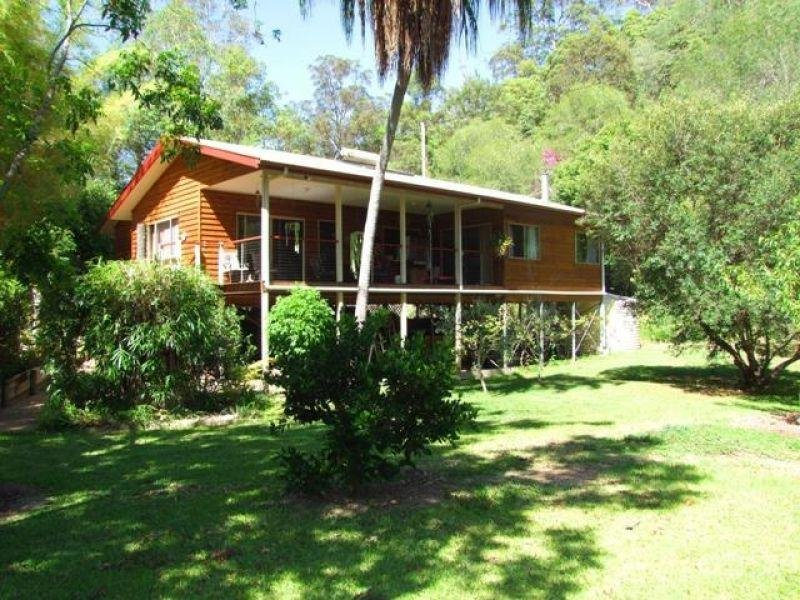 96 Scrubby creek rd, Scrubby Creek, Qld 4570
