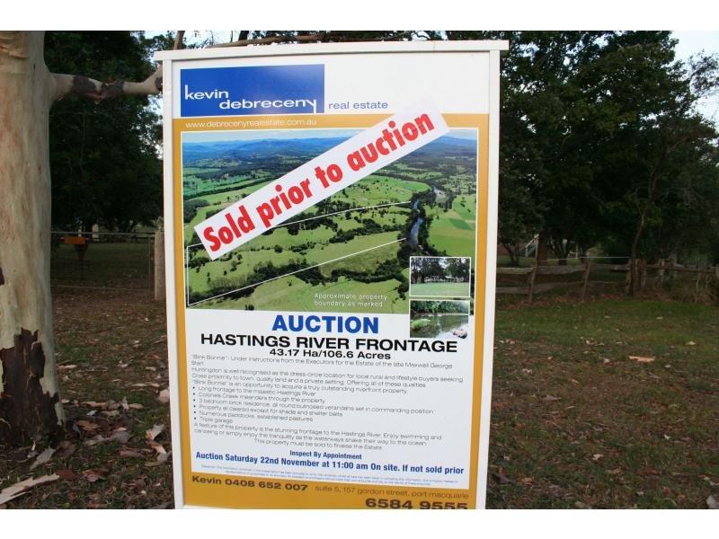 134 Huntingdon Road, Huntingdon, NSW 2446