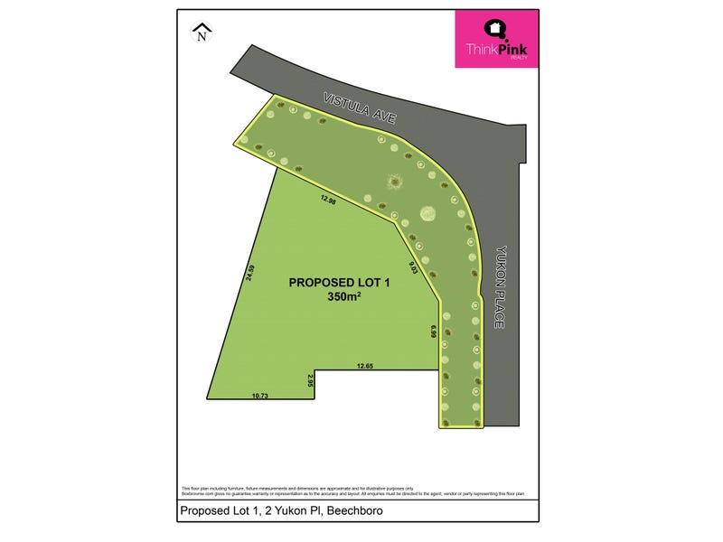 Proposed Lot 1/2 Yukon Place, Beechboro, WA 6063