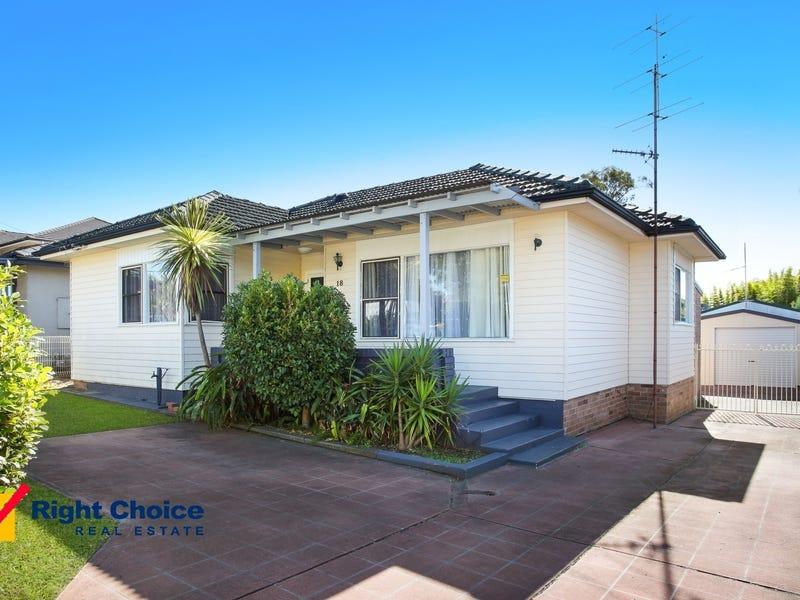 18 Fisher Street, Oak Flats, NSW 2529
