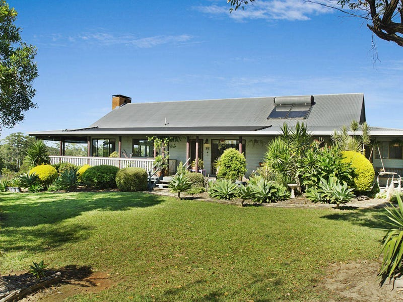 190 Mortons Creek Road, Beechwood, NSW 2446