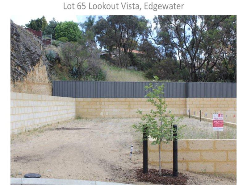 Lot 65, Lookout Vista, Edgewater, WA 6027