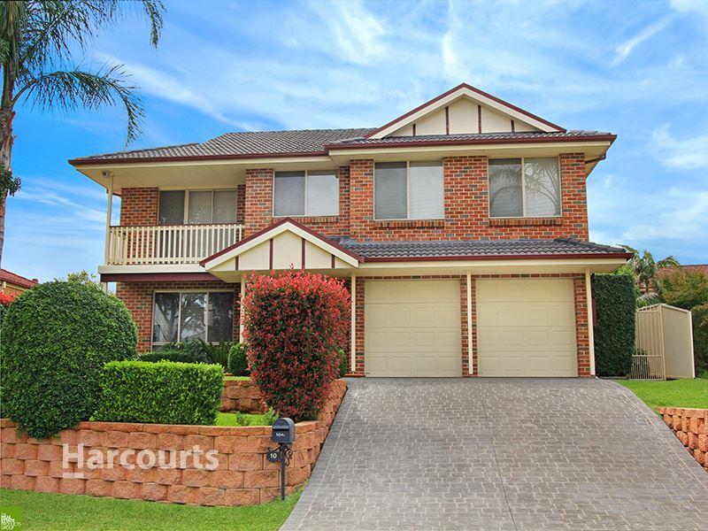 10 Kirriemuir Glen, Horsley, NSW 2530