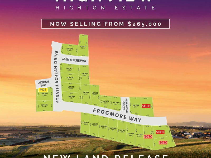 Stage 39 Highview Estate, Highton, Vic 3216