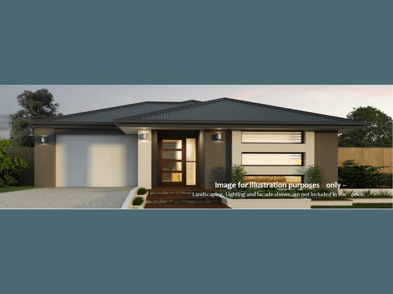 Lot 247 Parsonia Street 'Bluewattle Estate', Rasmussen, Qld 4815