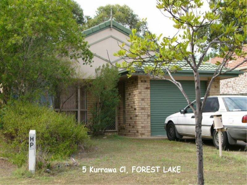 5 Kurrawa Close, Forest Lake, Qld 4078