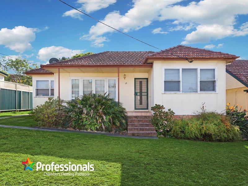19 Stretham Avenue, Picnic Point, NSW 2213