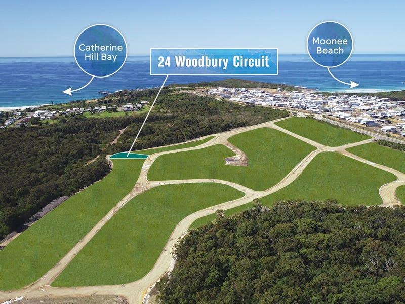 24  Woodbury Circuit, Catherine Hill Bay, NSW 2281